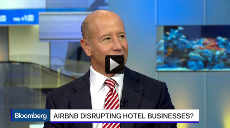 Impact of Airbnb on Hotel Industry