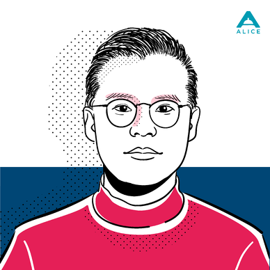 Andy Kong, Product Manager, ALICE