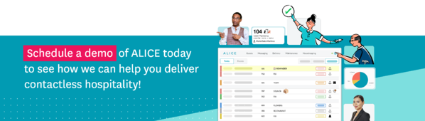 ALICE Hotel Operations Software
