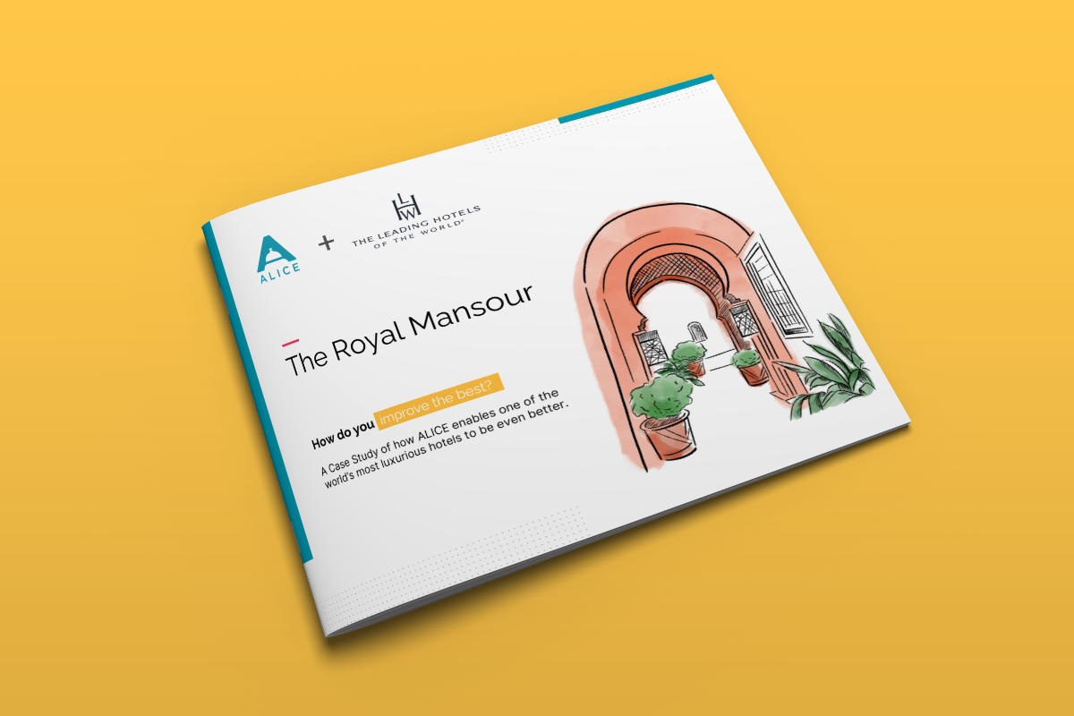 Case Study - Royal Mansour - Elevating the World's Leading Hotel Experience