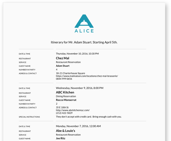 ALICE Preventative Maintenance Software | Reduce Costs and
